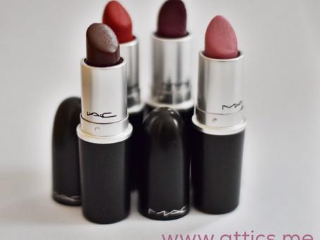 My Favorite Lipsticks 💋