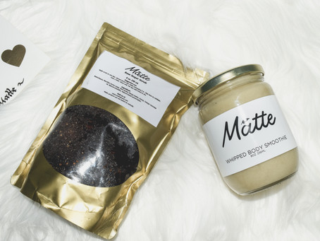 REVIEW: MATTE APOTHECARY