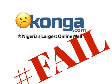 STORYTIME: KONGA FAIL
