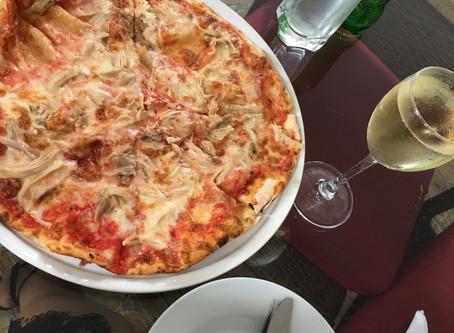 REVIEW || Pizza-Riah Lagos