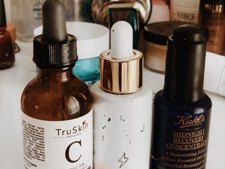 Face-Off:  COSRX Triple C Lightning Serum vs. TruSkin Vitamin C Serum