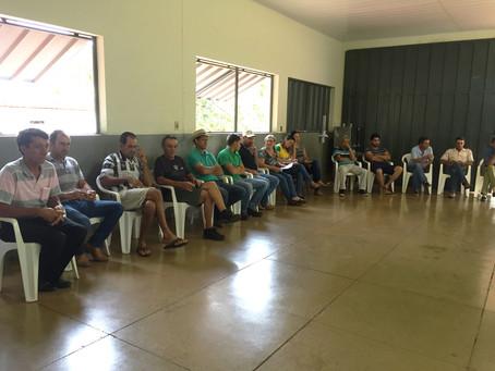 Programa Pomar visita a comunidade Baixadinha dos Gonçalves