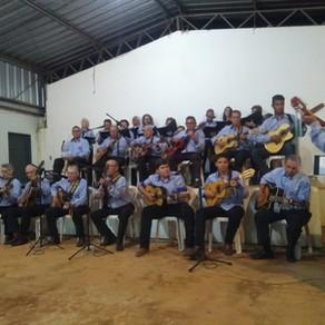 Festividade na comunidade Baixadinha dos Gonçalves representa tradição cultural do campo.