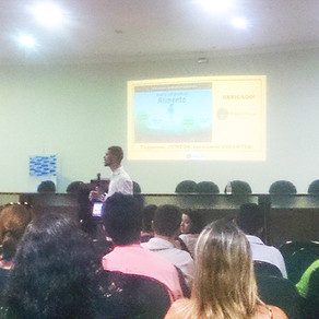 O Projeto Pomar participa do Seminário da Pequena Empresa