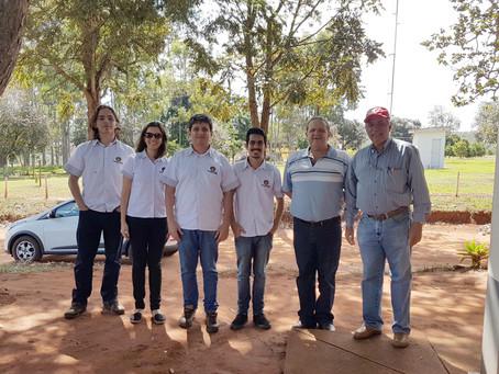 Programa Pomar visita Núcleo de Fruticultura