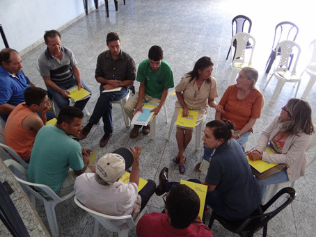 Comunidades Rurais Participam de Revisão do Plano Diretor do Município de Patos de Minas