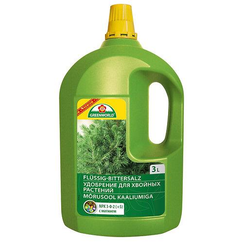 Удобрение для хвойных растений  3л
