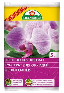 Грунт для орхидей 5л.