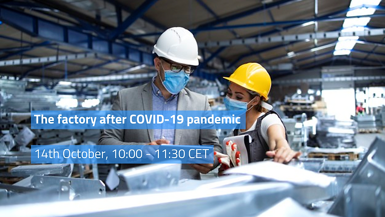 The factory after COVID-19 pandemic