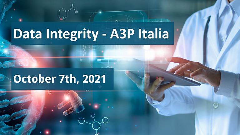 Data Integrity - A3P Italia