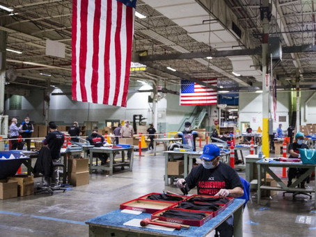 How These Manufacturing Companies Are Pivoting to Help in the Fight Against COVID-19