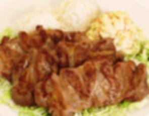 L&L Hawaiian BBQ Chicken Plate Lunch
