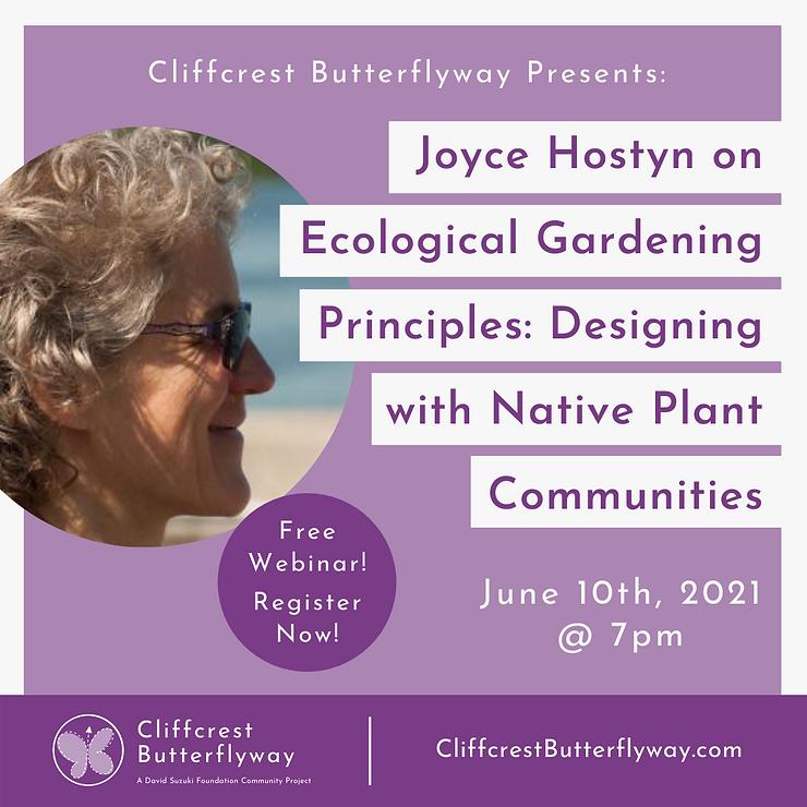 Joyce Hostyn_June 10 2021 Webinar_Promo