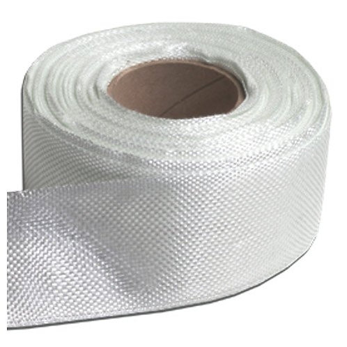 "Fiberglass tape - 6 oz x 2"" x 50 yd roll"
