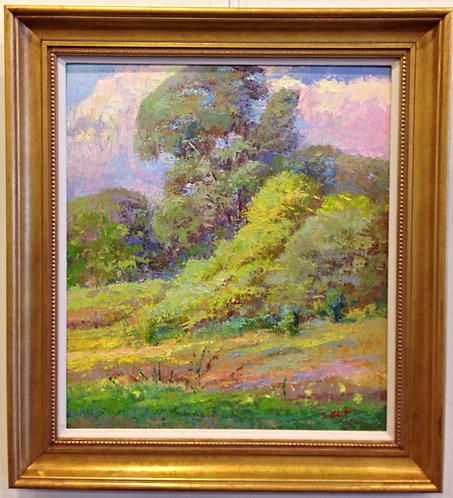 Big oak - Spring