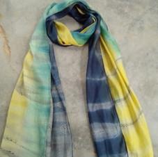 20.2/P.SCV.10 60cm X 180cm 40% silk 60% cotton