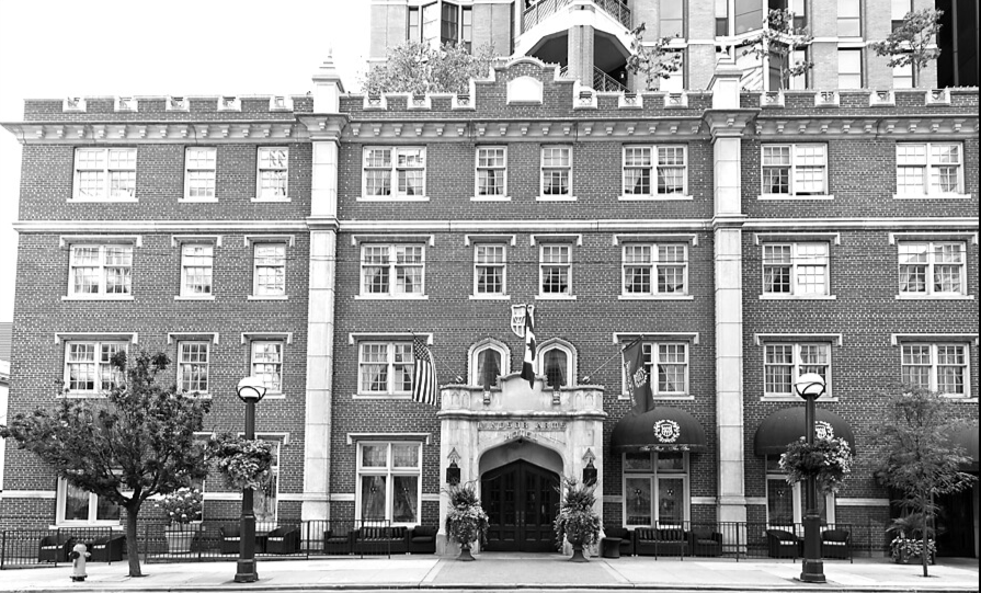 The Windsor Arms Hotel
