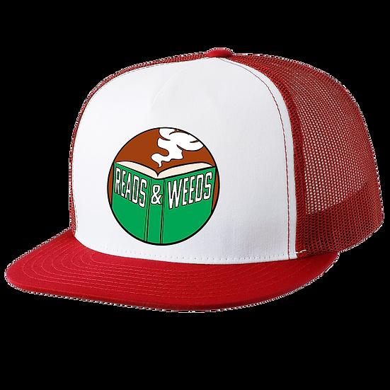 Reads & Weeds Trucker Hat