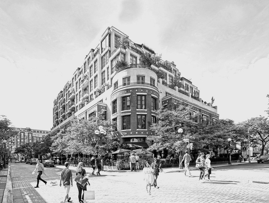 The Hazelton Hotel