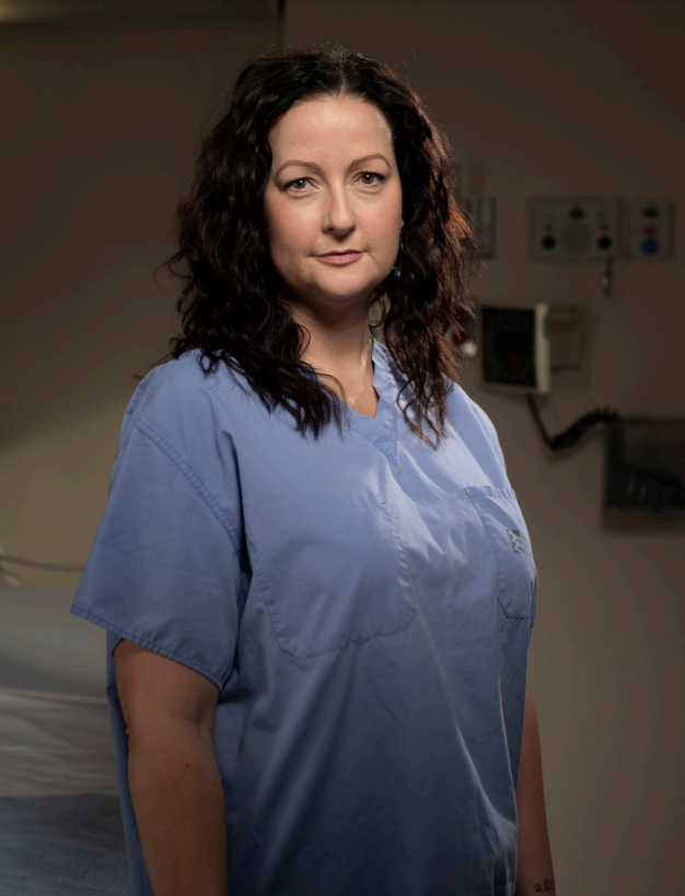 Andrea Ennis Clinical Team Manager