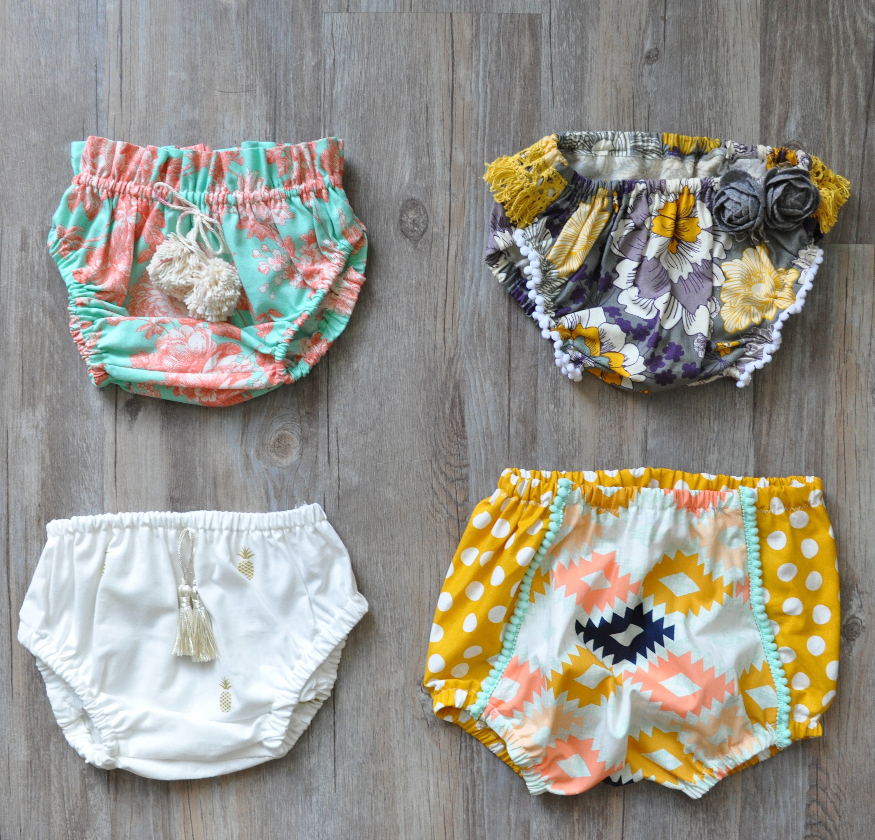 Made to Order Bloomers