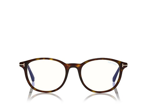 TOM FORD BLUE BLOCK ROUNDED