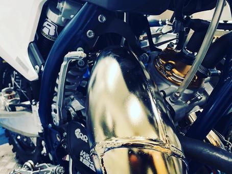 New Inserts for KTM SX85 & HVA TC85 Flat Head & 12degr. Piston