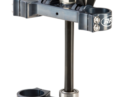 Titanium Series Trippleclamp for Yamaha YZ65 2019 & YZ85 2002 - 2019