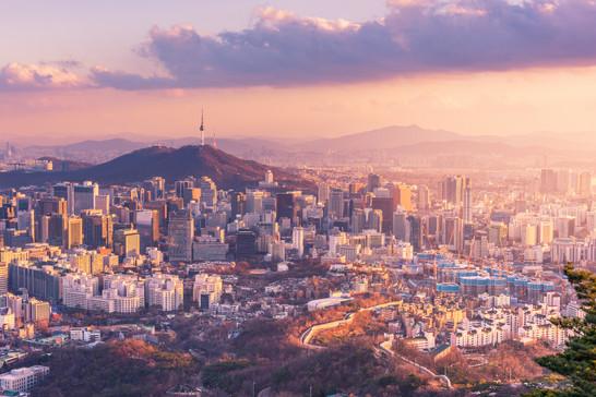 Seoul City Skyline, The best view of Sou