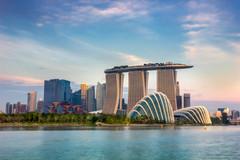 Landscape of the Singapore financial dis