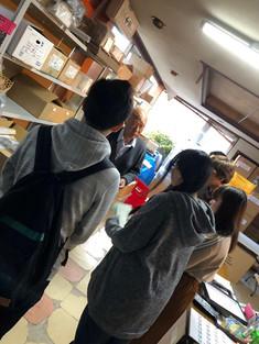 中島俊則さんに夜久野そばについてインタビューしてきました!