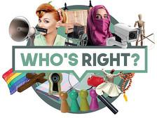Mensenrechtenproject WhosRight