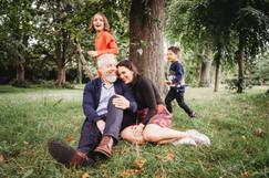 dublin family photograph herbert park