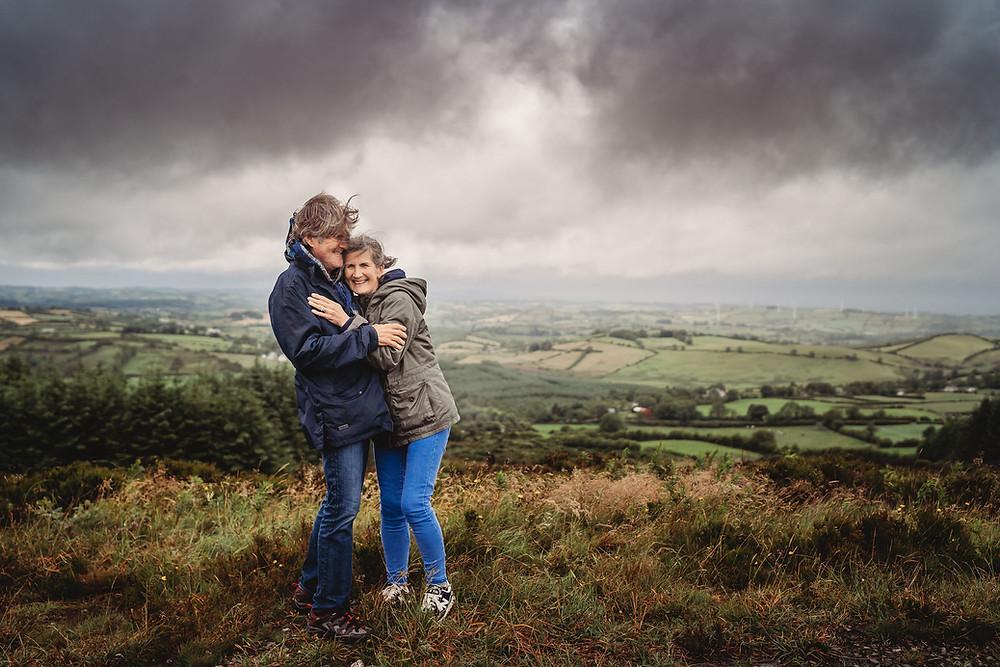 Couples anniversary photoshoot Dublin