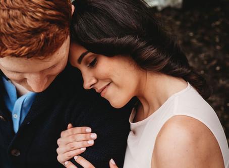 Engagement photo session, Cavan