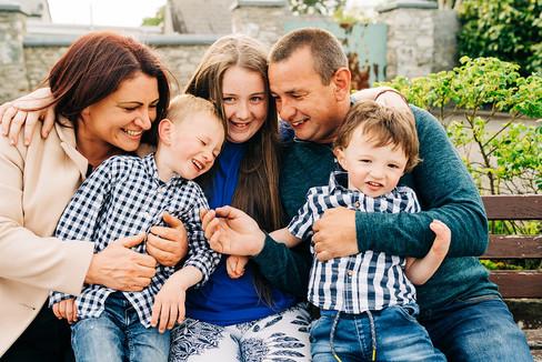 family photoshoot cavan