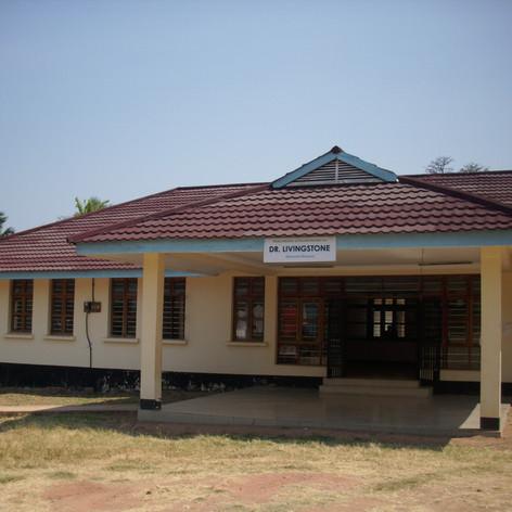 Museo Livingstone en Ujiji en kigoma, Tanzania