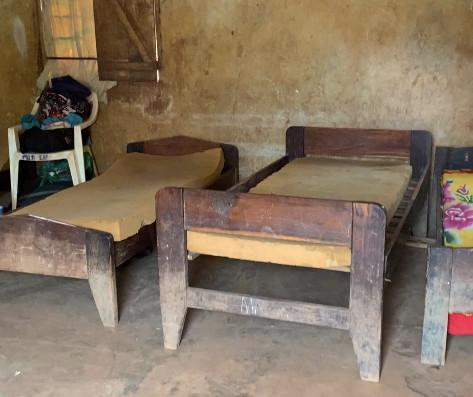 Dormitorio actual del KPCS de Kabanga, Kigoma