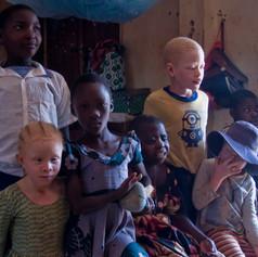 Gruppo di bambini del KPCS di Kabanga, Kigoma