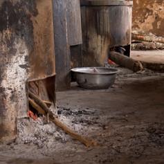 L'attuale cucina KPCS di Kabanga, Kigoma