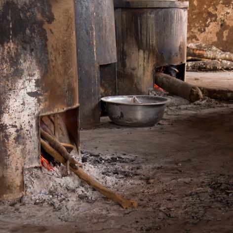 Las actuales instalaciones de la cocina del KPCS de Kabanga, Kigoma