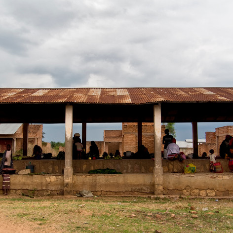 Antiguo mercado de Ujiji en Kigoma, Tanzania