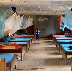 Attuale dormitorio del KPCS di Kabanga, Kigoma