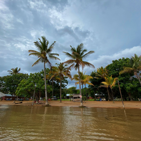 Playa de Golden beach en Kigoma, Tanzania