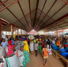 Mercado de Kibirizi de Kigoma, Tanzania