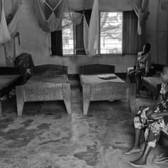 Attuale dormitorio presso KPCS di Kabanga, Kigoma