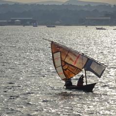 Navegando por el lago Tanganica, Kigoma, Tanzania