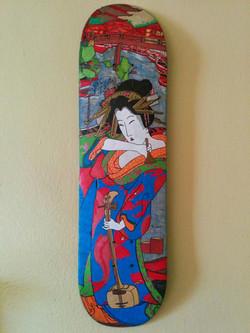 music geisha