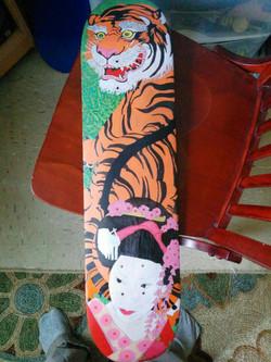 tiger geisha