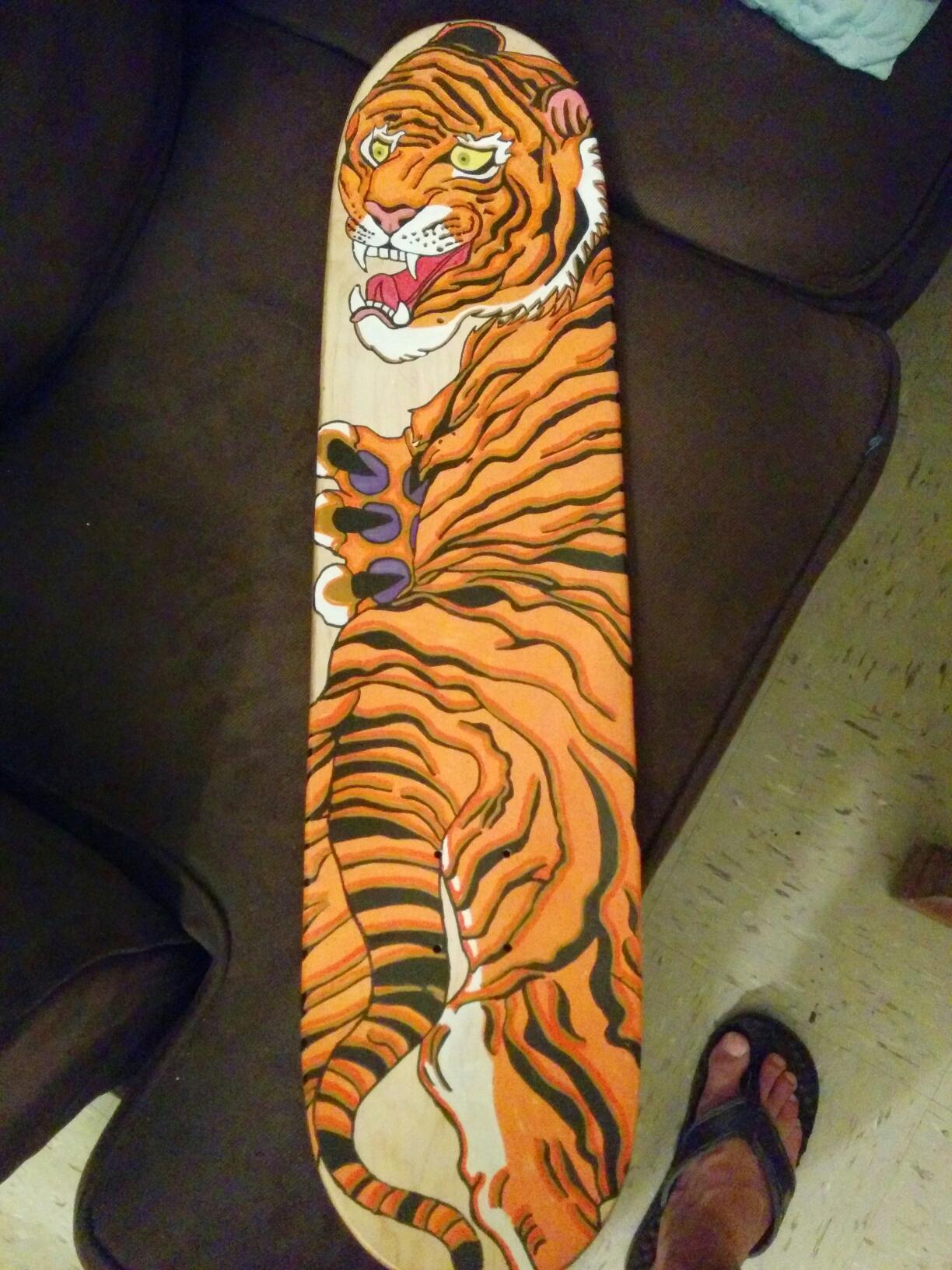 japa tiger